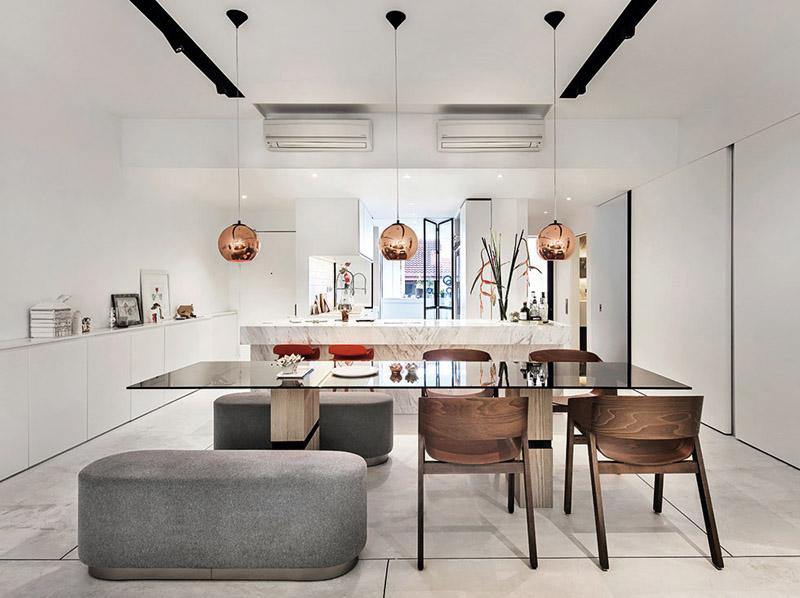 انواع صندلی های مدرن در آشپزخانه های امروزی