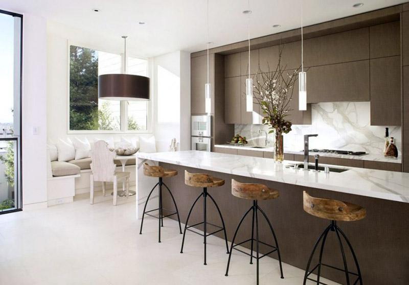 صندلی اپن مدرن برای آشپزخانه