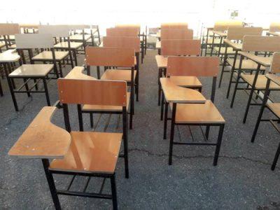 صندلی دست دوم هیرا صنعت مریوان مجموعه 30عددی