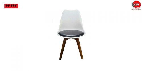 صندلی فایبر گلاس پایه کلاف