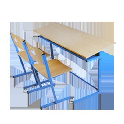 میز و صندلی دونفره دانش آموزی هیرا صنعت زریبار مریوان