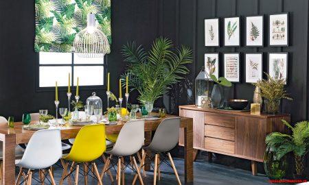 رنگ دکوراسیون برای پاییز و زمستان خانه شما کدام است؟
