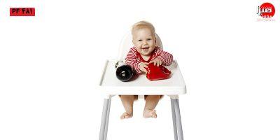 صندلی غذای کودک بهداشتی وسبک