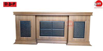 میز مدیریتی کلاسیک هیرا صنعت D506