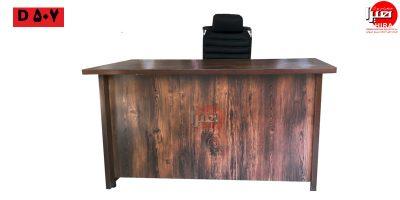 میز اداری ساده و کاربردی هیرا صنعت زریبار مریوان