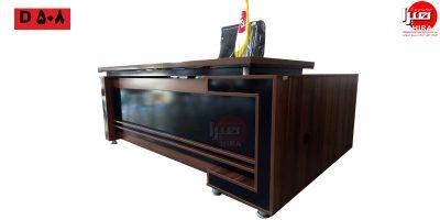 میز مدیریت ال دار هیرا صنعت مدل D508